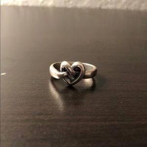James Avery - Heart Knot Ring